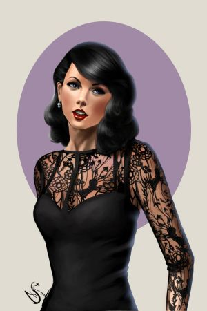 Gothic Tswift by ataraxicare