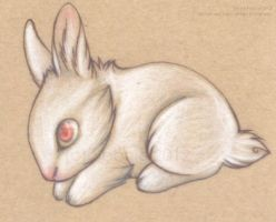 Little White Bunny- SOLD by PoonieFox