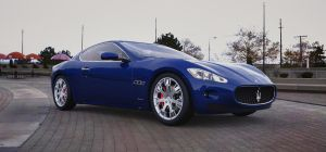 Maserati GT by TheImNobody