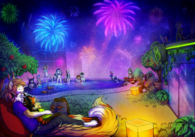 End of 2013 by Neotheta