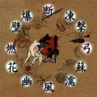 My Okami Clock by coco-the-personer