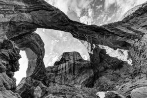 Double Arch by TPextonPhotography