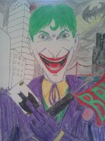 The Card That Was Dealt feat. The Joker (almost) by dhbraley