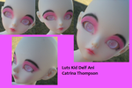 Face up - KDF Ani by candiedLapin