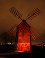 Windmill by cmdetroit