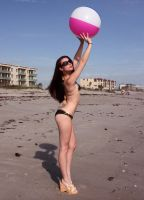 Long, Tall, Beach Ball by Silendra