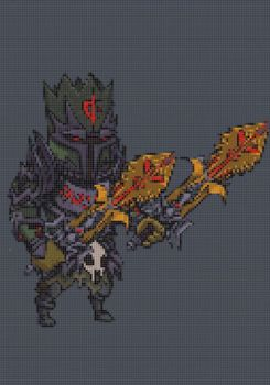 Dead knight teir 2 by Diciestsnow
