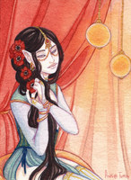 Sil ACEO by Anoki-Doll