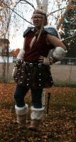 Astrid How To Train Your Dragon 2 Cosplay by Lufca