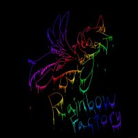Rainbow Factory by ArtyBeat