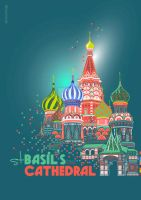 St Basil's Cathedral by bells31ita