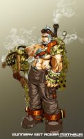steampunk concept 2 by kapao