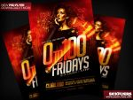Zero To One Hundred Flyer Template PSD by Industrykidz