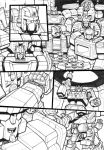 TF War Journal page 19 lines by RobotMaster