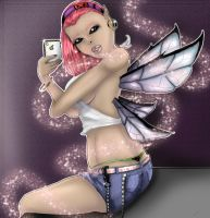 Pixie III Selfies! by x138x