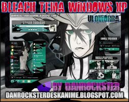 Ulquiorra Theme Windows XP by Danrockster
