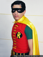 Robin - Batman 60's by CHRIS-RICKFIELD