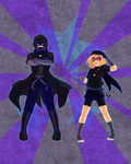 PP: Mysterious Duo by glutinousRice