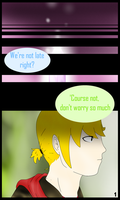Training Event Pg 1 by Ryu-wolf