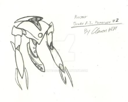 Project: Drake A.I. Prototype #2 by Sorteagan