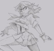 Kill la Kill by Aniloma