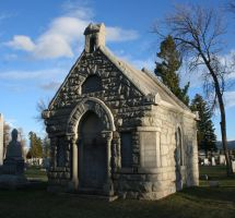 Forestvale Cemetery 33 by Falln-Stock