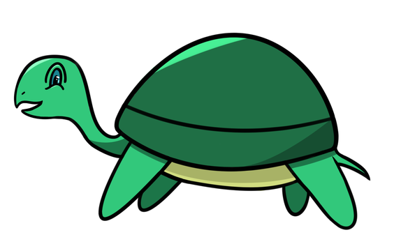 Turtle by HauntingGold