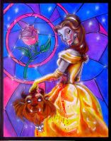 'Beauty and the Beast' by Mark-Duffy