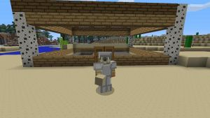 Minecraft 360 episode 6 preview Rodent Cinema by SuperShadiw1010