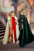 Tristan and Isolde by Superpushistaya