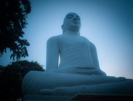 Lord budha by colouroo