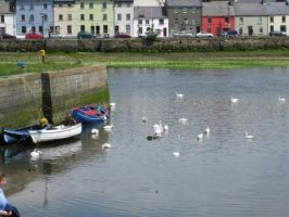 Galway City by Cicker