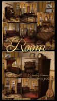 Room Backgrounds by moonchild-ljilja