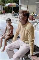 JFK at the pool by KraljAleksandar