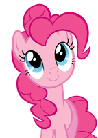Pinkie Pie is Happy by Orschmann