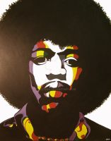 Jimi Day Three Four and Five by tistwas