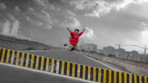 I will be fly by AllenHwong