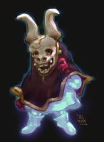 Spectral demon dood by the-muddy