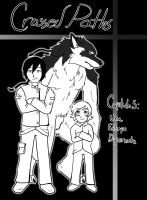 Crossed Paths - capitulo 5 - portada by Zire9