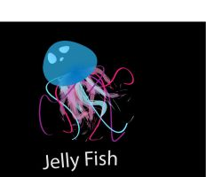JELLYFEESH by thelilartist