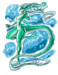 Sorceress Aquatic by SpottedAlienMonster