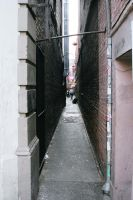 Fan Tan Alley, Victoria by Rembrandt2007
