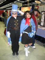 SakuraCon 2009 - Trucy by ihatecollege