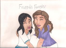 Friends forever by Bellawho1