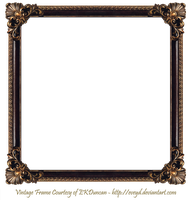 Elaborate Wood Frame 2 by EKDuncan by EveyD