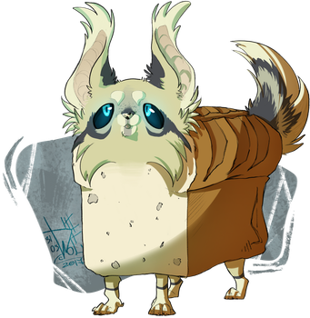 WoofBread v2 by TheWolfMadness