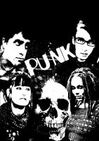 Punk Piece by Icono-Graphic