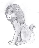 lion by Paya-Art