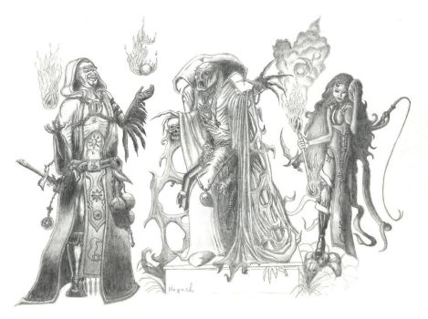 Our Evil Party by Nagash6