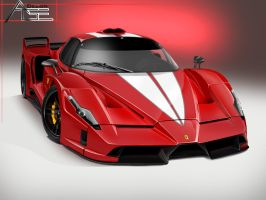 ferrari Enzo by agespoom